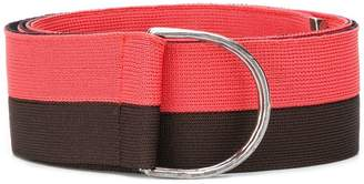 Golden Goose two-tone belt