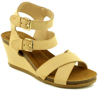 Refresh Natural Wedge Sandal $49.99 thestylecure.com