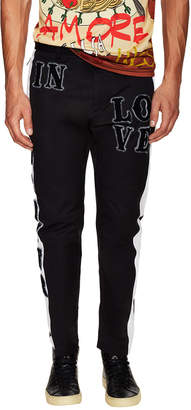 Dolce & Gabbana Zip Pocket Trouser