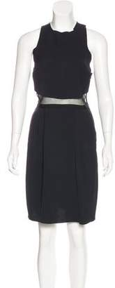 Alexander Wang Sleeveless Knee-Length Dress