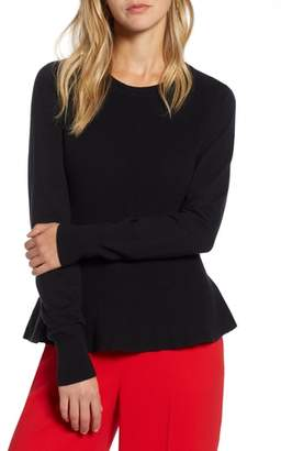 Halogen Peplum Sweater