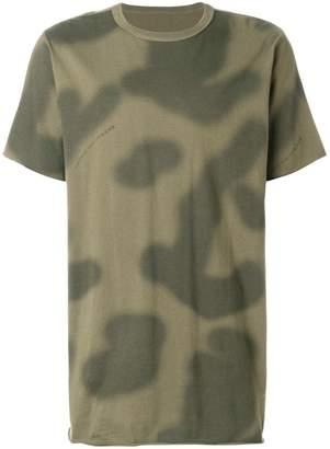 MHI oversized camouflage T-shirt