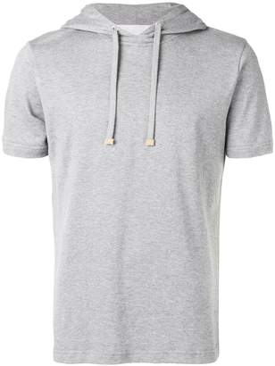 Eleventy hooded T-shirt