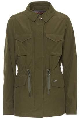 Woolrich Atlantic cotton-blend jacket