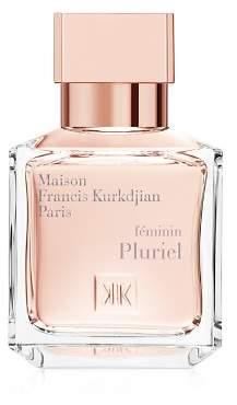 Francis Kurkdjian féminin Pluriel Eau de Parfum 2.4 oz.