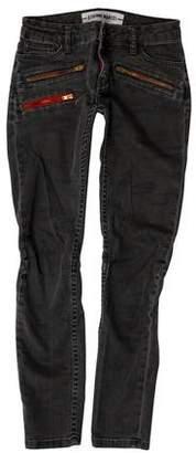 Etienne Marcel Low-Rise Skinny Jeans