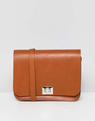 Leather Satchel Company THE LEATHER SATCHEL COMPANY medium pixie cross body bag