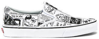 Vans x Ashley Williams Classic Slip-On