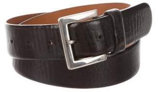 Barneys New York Barney's New York Leather Waist Belt