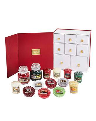 Yankee Candle Xmas Candle Discovery Set