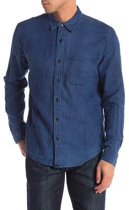 Faherty BRAND Brand Belmar Reversible Work Shirt