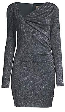Rachel Zoe Women's Mallory Metallic Sheath Dress - Size 0