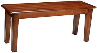 Signature Design by Ashley Ashley Furniture Signature Design - Berringer Dining Bench - Rectangular - Vintage Casual - Rustic Brown Finish