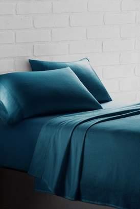 Ella Jayne Home Flannel Full Sheet Set - Teal