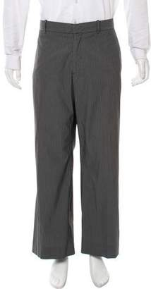 Theory Cropped Flat Front Dress Pants