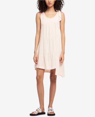DKNY Asymmetrical Shift Dress, Created for Macy's