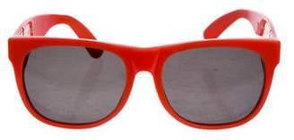 RetroSuperFuture Square Tinted Sunglasses