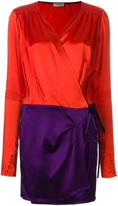 ATTICO ラップスタイル ドレス
