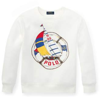 Ralph Lauren CP-93 Cotton-Blend Sweatshirt