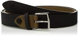 Lacoste Women's 25 Reversible Stitched Belt