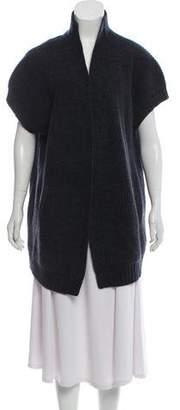 Inhabit Cashmere Short Sleeve Cardigan
