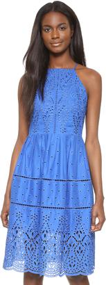 Parker Alana Dress $398 thestylecure.com