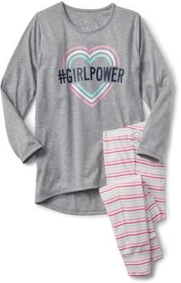 Gap Girl power tunic sleep set