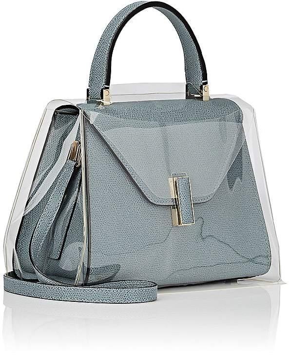 Valextra Women's Iside Mini Handbag Raincoat