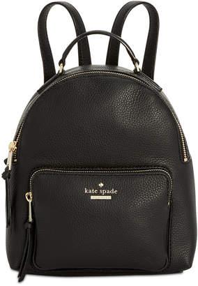 Kate Spade Jackson Street Keleigh Small Pebble Leather Backpack