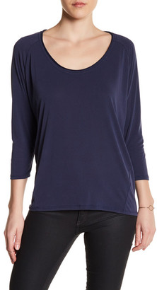 Harlowe & Graham Sueded Knit Pullover $24.97 thestylecure.com