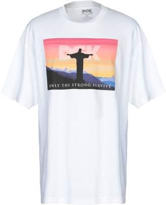 DGK T-shirts