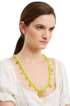Venessa Arizaga Happy Weekend Necklace
