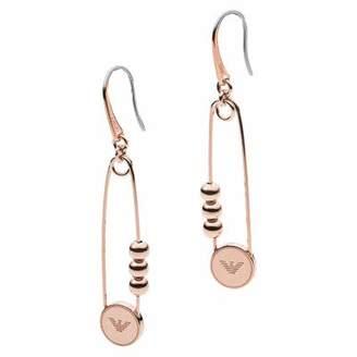 Emporio Armani Women Stainless Steel Dangle & Drop Earrings EGS2631221