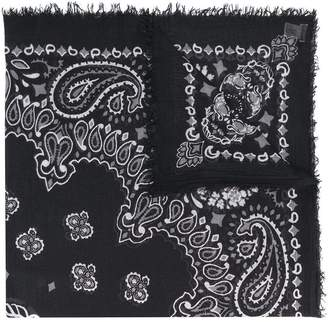 Zadig & Voltaire Zadig&Voltaire paisley pattern scarf