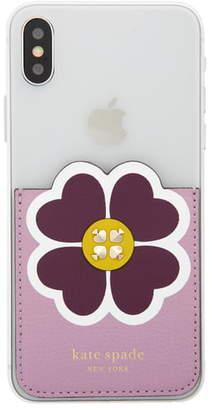 Kate Spade Floral Phone Pocket