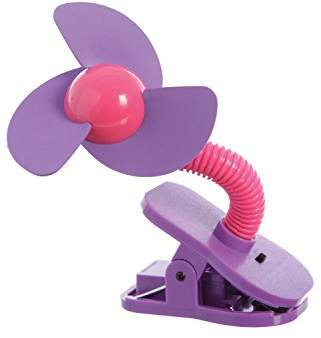 Dream Baby Tee-Zed T01 Clip-On Fan Great for the Beach