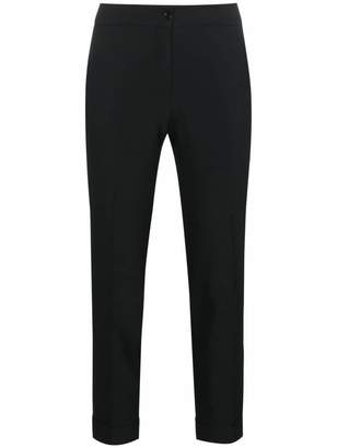 Etro classic cropped trousers