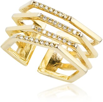 FEDERICA TOSI Cage Ring
