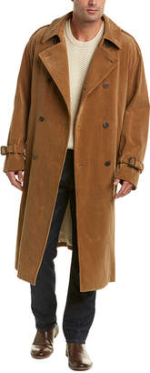 Sanyo Blueflag Bluefrog Trench Coat