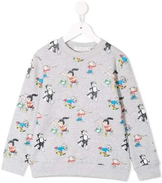 Stella McCartney Dandy print sweatshirt