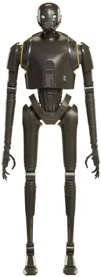 """Star Wars Big Figs Rogue One 20"""" Seal Droid"""