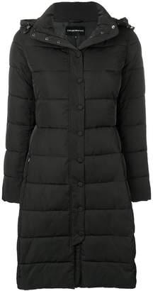 Emporio Armani puffer loose coat