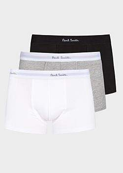 Paul Smith Men's Classic Boxer Briefs Three Pack