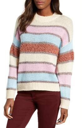 Cotton Emporium Stripe Sweater