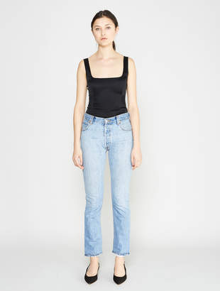 RE/DONE X Levis Straight Skinny Jean
