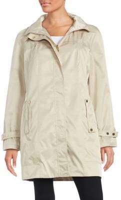 Calvin Klein Packable Anorak Coat