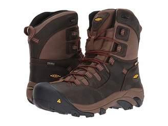 Keen Detroit 8 Soft Toe Waterproof Men's Work Boots