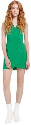 Alice + Olivia Lennon Side Zip Mini Dress