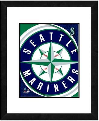 Seattle Mariners Framed Logo