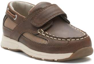 Jumping Beans Toddler Boys' Traditional Boat Shoes